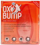 Oxy Bump Sore Throat Spray 240 Sprays