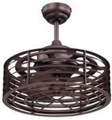 Savoy House Seaside Fan D'Lier Ceiling Fan in English Bronze