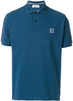 Stone Island branded polo shirt