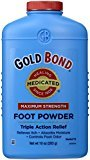 Gold Bond Foot Pwd Size 10z Medicated Foot Powder Triple Action Relief