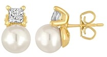 Majorica Simulated Pearl Stud Earrings