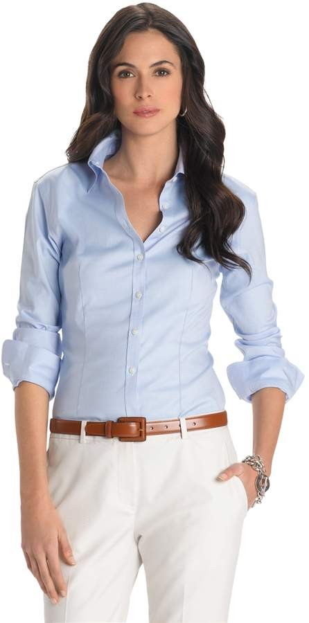 Brooks Brothers Non-Iron Fitted Dress Shirt
