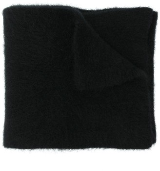 Roberto Collina Plush Wool Scarf