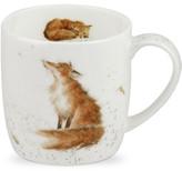 Royal Worcester The Artful Poacher 0.31L Wrendale Mug