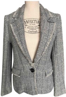 Etoile Isabel Marant Grey Tweed Jackets