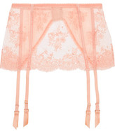 Mimi Holliday Every Yours Lace Suspender Belt
