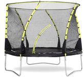 Plum Whirlwind Trampoline and Enclosure 10ft