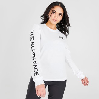 The North Face Inc Women's The North Face Long-Sleeve T-Shirt