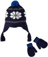 Carter's Hats and Glove Sets - Blue - 4/8
