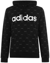 adidas All Over Printed Hoodie Mens
