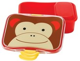 Skip Hop Zoo Little Kids & Toddler Lunch Kit With Storage Container - Monkey