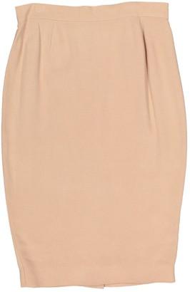 Lanvin Beige Skirt for Women