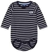 Gant Navy Stripe Logo Body