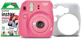 Instax Mini By Fujifilm Instax 2019 Mini 9 Q4 3-Piece Set - Pink Flamingo