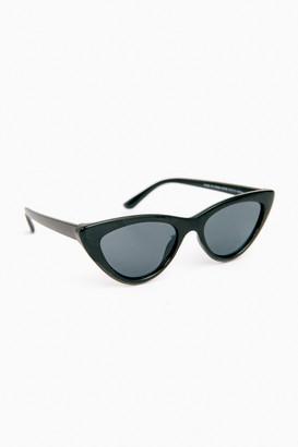 Morgan Aj Eyewear Black Naughty Sunglasses