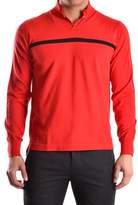 Dondup Men's Red Cotton T-shirt.