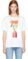 Ports 1961 White Flowers T-Shirt