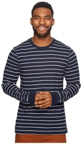 Vans Milton Stripe Long Sleeve Crew Men's Long Sleeve Pullover