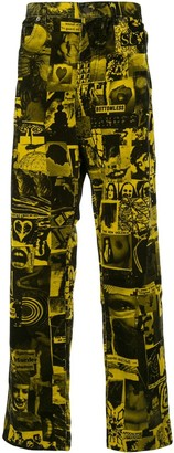 Supreme Graphic Tailored Trousers