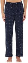 "Derek Rose MEN'S ""NELSON 59"" COTTON PAJAMA PANTS"