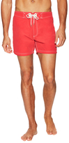 Tom Ford Woven Cotton Tie Swim Trunks