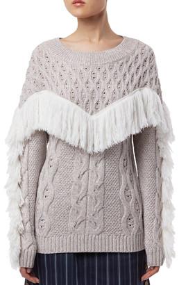 AMUR Wool Pullover
