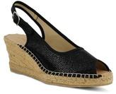 Azura Boltz Espadrille Wedge Sandal