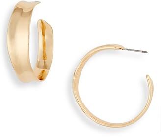 Jenny Bird Varuna Nova Hoop Earrings
