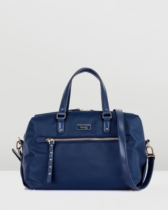 Lipault Paris Plume Essentials Zipped Bowling Bag