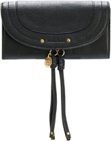 See by Chloe classic long wallet - women - Leather - One Size