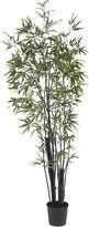 Asstd National Brand Nearly Natural 6-ft. Black Bamboo Silk Tree