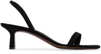 Neous Tulip 55mm slingback sandals