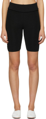 RUS Black Grele Bike Shorts