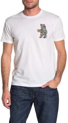 Riot Society Toucan Bear Print Crew Neck T-Shirt