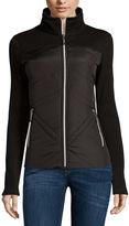 ZeroXposur Long-Sleeve Hybrid Fleece Sweater