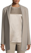 Ralph Lauren Addison Open-Front Jacket, Taupe
