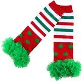 Pooqdo® Baby Christmas Gift Leg Warmer