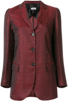Alberto Biani button up blazer