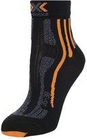 X Socks Run Speed Two Sports Socks Black/grey Mouline