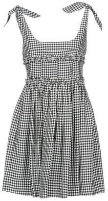 ALEXACHUNG Short dress