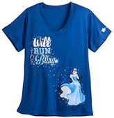 Disney Cinderella runDisney Performance Tee for Women