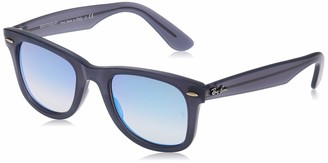 Ray-Ban Wayfarer Non-Polarized Iridium Square Sunglasses