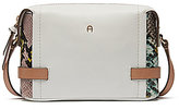 Etienne Aigner Agnes Snake Cross-Body Bag
