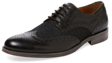 Rush by Gordon Rush Drake Leather Brogue Derby Shoe