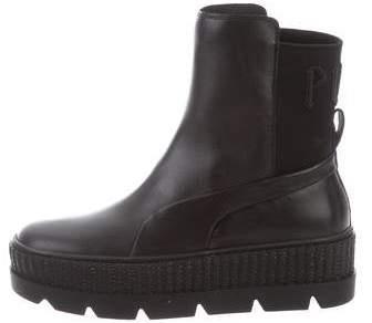 buy popular 59b48 bd61c Chelsea Sneaker Boots w/ Tags