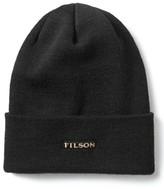 Filson Men's Wool Cap - Black