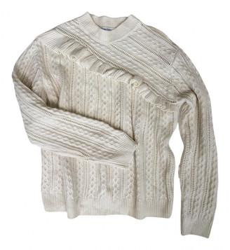 Les Petites Ecru Wool Knitwear