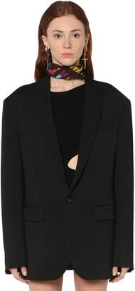 DSQUARED2 Wool Cady Jacket