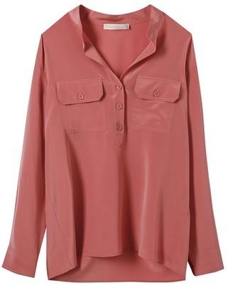 Vanessa Bruno Silk Lauren blouse
