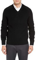 Toscano Men's V-Neck Sweater